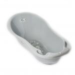 ВанночкВанночка для купания Tega Совы, 102 см, со сливом, SO-005  цвет: серый
