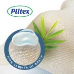 Наматрасник непромокаемый Plitex Bamboo Waterproof Comfort НН-02.1