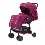 Коляска прогулочная Rant York цвет: фиолетовый