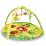 Развивающий игровой коврик Lorelli Toys Сад 1030034