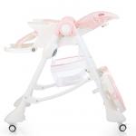 Стульчик для кормления Carrello Caramel CRL-9501/3 цвет: Candy Pink