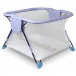 Манеж детский Globex Книжка 1100х1050х770 цвет: фиолетовый