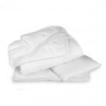 Комплект в кроватку одеяло и подушка Perina ОП 2