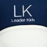 Автокресло Leader Kids Baby Leader Comfort II группа 0+ (от 0 до 13 кг) цвет: синий/белый