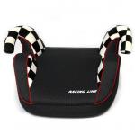 Автокресло (бустер) Rant Racer группа 2/3 (15-36 кг) цвет: карбон/клетка