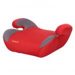 Автокресло (бустер) Zlatek Raft группа 3 (от 22 до 36 кг) цвет: красный