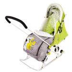 Ознакомительное фото: Санки-коляска Disney baby 2 DB2