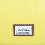 Коляска 2 в 1 Adamex Luciano Deluxe Q108 цвет: желтая кожа