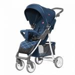 Коляска прогулочная Carrello Quattro CRL-8502/2 цвет: navy blue