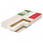 Матрас в детскую кроватку PloomaBaby P5 СHC B1 bamboo/кокос/холлкон/кокос
