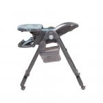 Стульчик для кормления Rant Cafe RH300 цвет: grey/blue