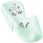 Горка для купания Tega Лисенок PB-LIS-003 цвет: светло-зеленый