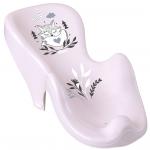 Горка для купания Tega Лисенок PB-LIS-003 цвет: светло-розовый
