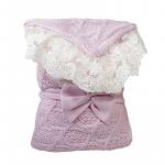Комплект вязаный на выписку 3 предмета Итальяно 11223 цвет: розовый