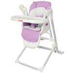 Стульчик для кормления 3 в 1 Carrello CRL-10302 Triumph цвет: Lilac Purple