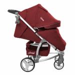 Коляска прогулочная Carrello Vista CRL-8505 цвет: ruby red