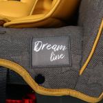 Автокресло Rant Top-Line Dream Line группа 0/1/2 (0-25 кг) цвет: desert beige
