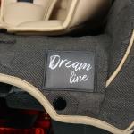Автокресло Rant Top-Line Dream Line группа 0/1/2 (0-25 кг) цвет: lite beige