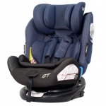 Автокресло Rant GT Isofix Top Tether группа 0/1/2/3 (0-36 кг) цвет: jeans black/blue