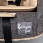 Автокресло Rant Miracle Dream line группа 0+ (0-13 кг) цвет: lite beige