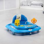 Ходунки детские Alis Солнышко С 801B цвет: синий