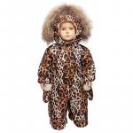 Комбинезон-трансформер Lapland Леопард КК 17-7 цвет: принт