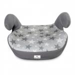 Автокресло-бустер Lorelli Teddy группа 2/3 (15-36 кг) цвет: Серый/Grey Stars 2015