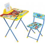 Комплект детской мебели стол+стул Nika Щенячий патруль Щ2