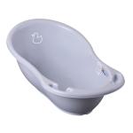 Ванночка для купания Tega Уточка, 86 см, DK-004, цвет: в ассортименте