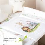 Пеленальный матрас Топотушки Малыши, 82х73