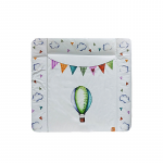 Пеленальный матрас Топотушки Воздушные шары 94х75