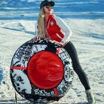 Тюбинг-ватрушка Тяни-Толкай Ural (Норм, Кабат) 107 см цвет: в ассортименте