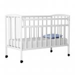 Кроватка детская ВДК Magico-Mini 1 цвет: белый