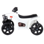 Квадроцикл, 6V4,5*1, 20W*1, свет, звук, пластиковые колёса CR056 цвет: в ассортименте