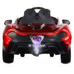 Машина на аккум. с функцией водяного пара, 6V4,5AH*2, CR003 цвет: красный лак