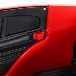 Машина на аккумуляторе 6V4Ah*2, р/у, редуктор 25W*2, CR037RD цвет: красный
