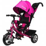 Велосипед трёхколёсный Micio Classic, колёса EVA 10/8, цвет: розовый