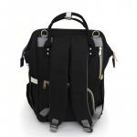 Сумка-рюкзак для мамы с USB Dearest цвет: черный
