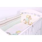 Комплект в кроватку Топотушки Лошадка 6 предметов 603/2 цвет: мята