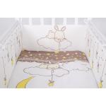 Комплект в кроватку Топотушки Звездная ночь  6 предметов 611/2 цвет: капучино