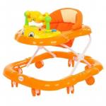 Ходунки детские Alis Мишутка SR103 цвет: оранжевый