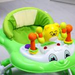 Ходунки детские Alis Мишутка SR103 цвет: зеленый