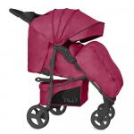 Коляска прогулочная Baby Tilly Twist T-164 цвет: Velvet Red