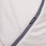 Коляска 2 в 1 BartPlast Dream Classic 03 цвет: серый/розовый