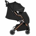 Коляска прогулочная Carrello Smart CRL-5504 цвет: Night Black