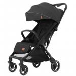 Коляска прогулочная Carrello Turbo CRL-5503 цвет: Deep Black