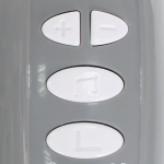 Электронные качели Lorelli Portofino цвет: Бежевый/String Stars 2150