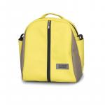Коляска 2 в 1 Riko Basic Ozon Ecco (26) цвет: лимонный/бежевый