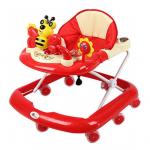 Ходунки для малышей Alis Пчелка Q28 цвет: красный