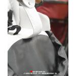 Коляска 2 в 1 Aroteam Bartolo Prima 01 цвет: белая кожа